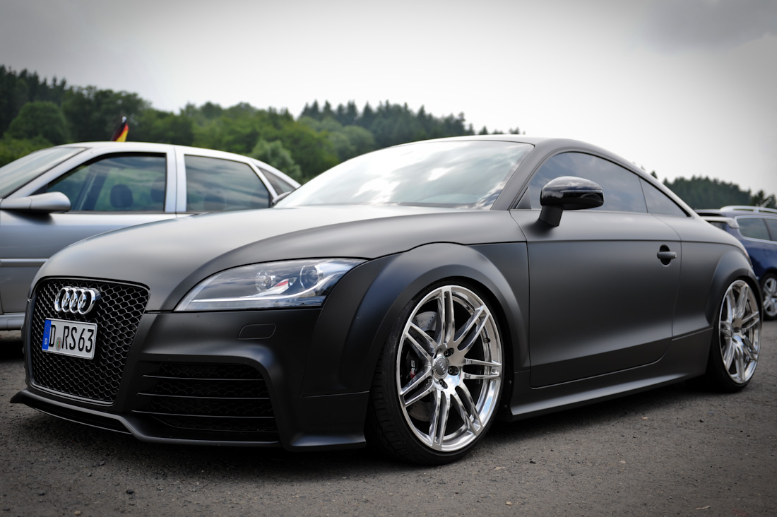 The definition of beauty matte black audi tt rs tt tts tt rs pinterest audi tt audi and matte black