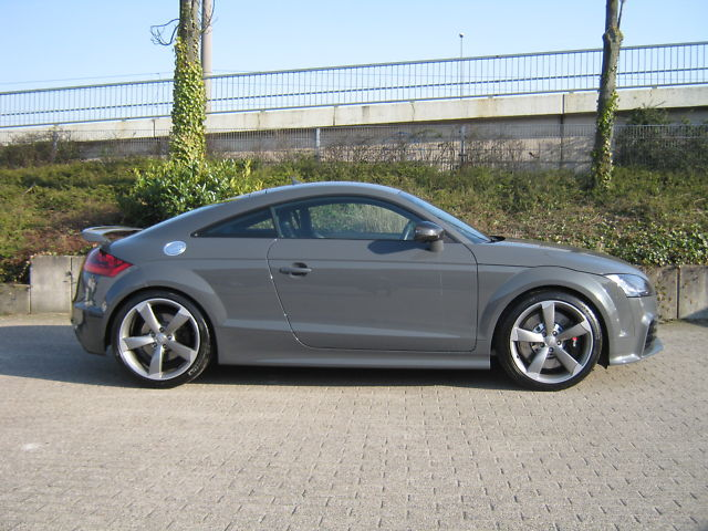 Vwvortex Com Audi Exclusive Nimbus Grey Tt Rs Final