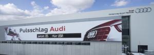 Der Audi-Pulsschlag in Echtzeit: