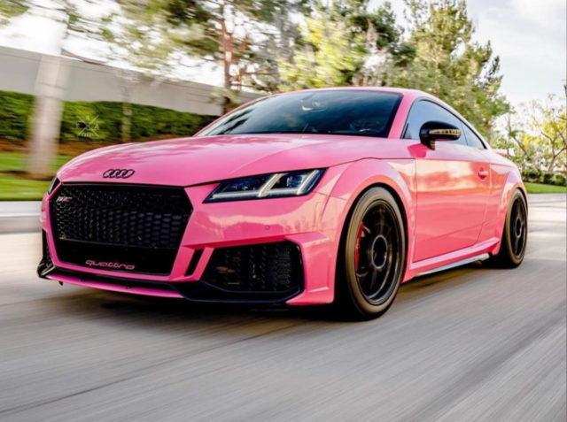 Pink TT RS