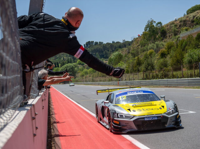 Vittoria Audi a Pergusa