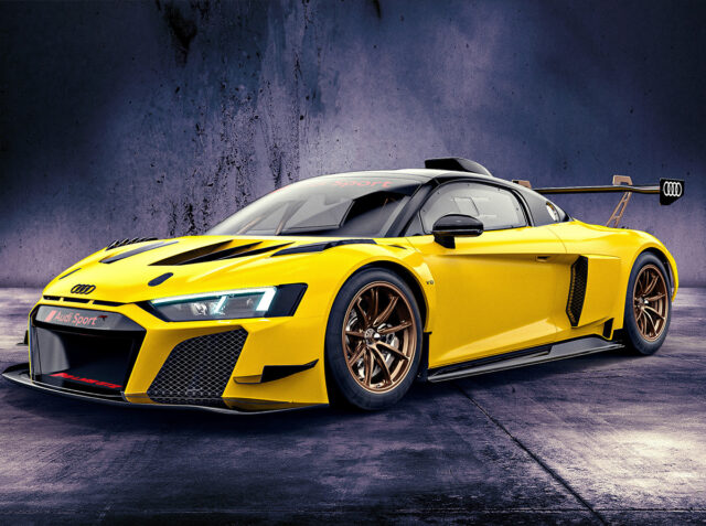 The New R8 LMS